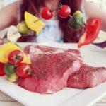 肉と女の子