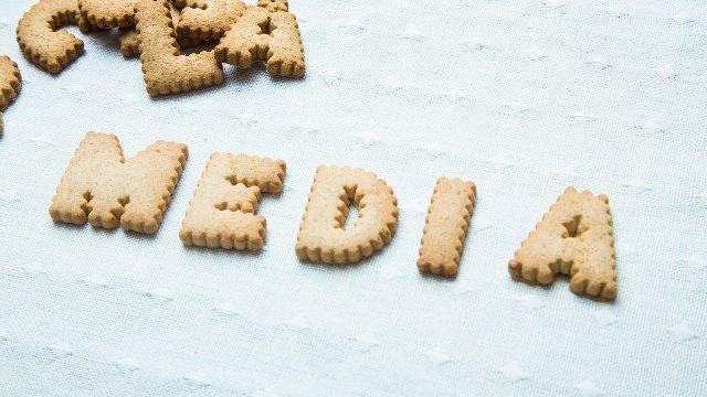 メディアのクッキー画像