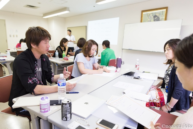 1day経営塾の様子