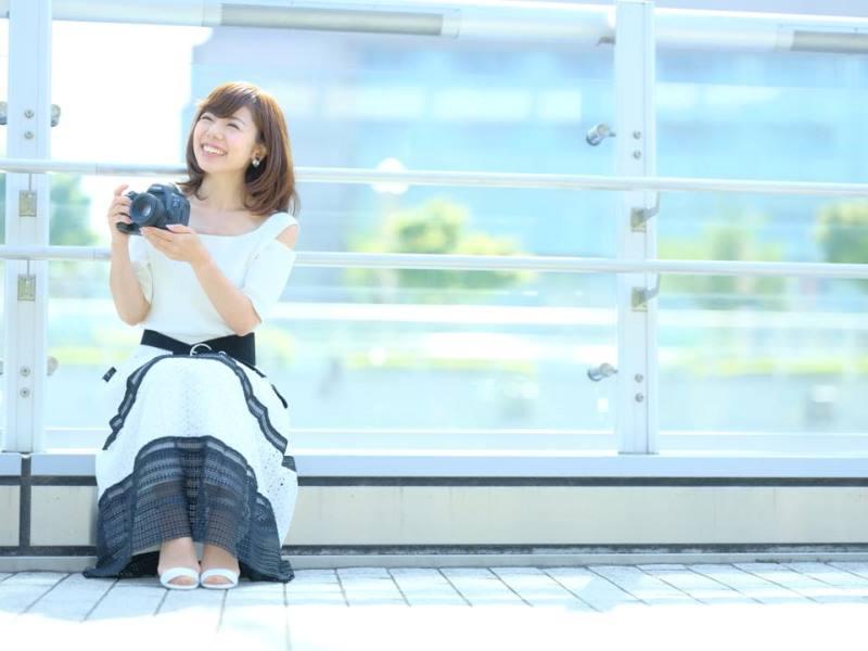 名古屋の可愛いカメラマン「フォトグラファー鬼頭望」さん