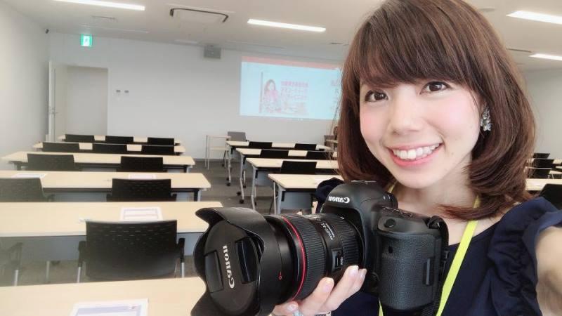 セミナー撮影カメラマン│鬼頭望